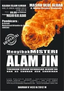 Menyibak Misteri Alam Jin