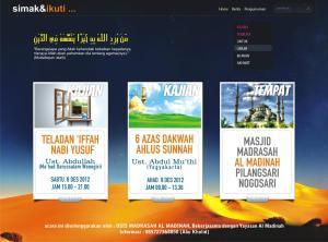 20121208-09 Daurah OSIS Al Madinah